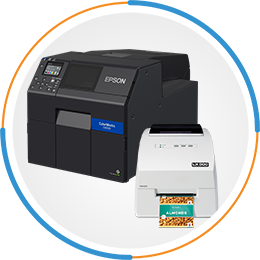 LabelBasic Sells Color Label Printers