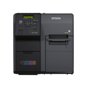 Labels for Epson TM-C7500G