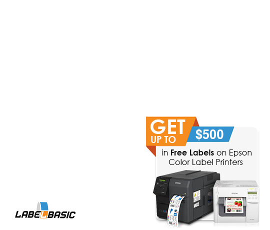 Epson Color Label Printers