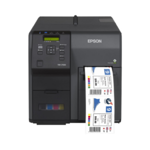 Labels for Epson TM-C7500