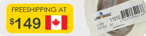 Free Canadian Shipping on Orders over $149