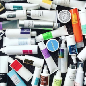 Beauty Product Labels